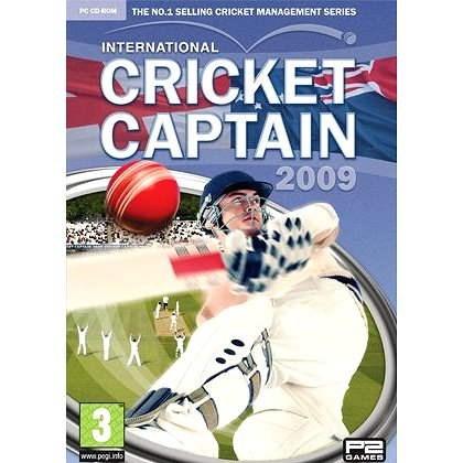 International Crick Captain 09 - Hra na PC