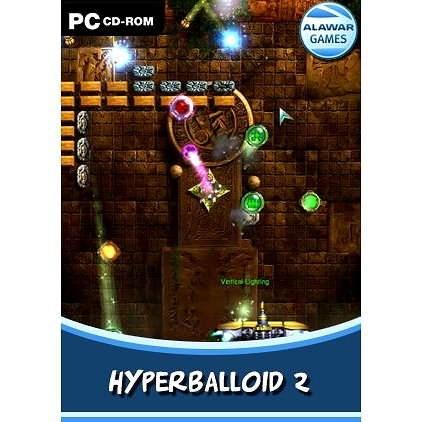 Hyperballoid 2 - Hra na PC