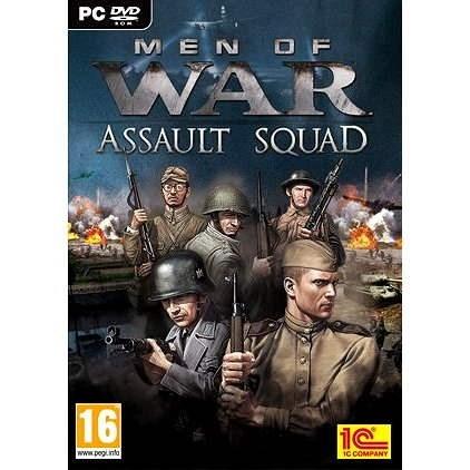 Men of War: Assault Squad - Hra na PC