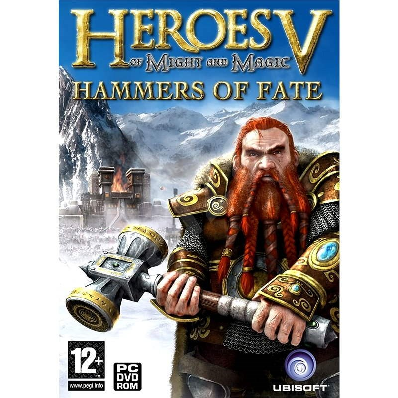 Heroes of Might and Magic V: Hammers of Fate - Hra na PC