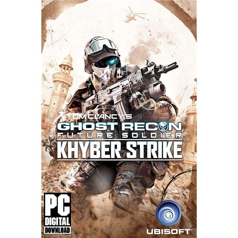 Tom Clancy's Ghost Recon: Future Soldier - DLC 3 - Khyber Strike DLC Pack - Hra na PC