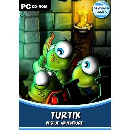 Turtix - Rescue Adventure - Hra na PC