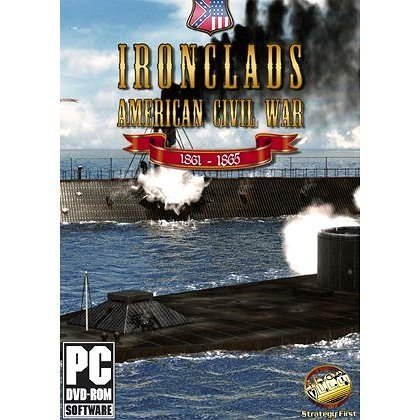 Iron Clads American Civil War - Hra na PC