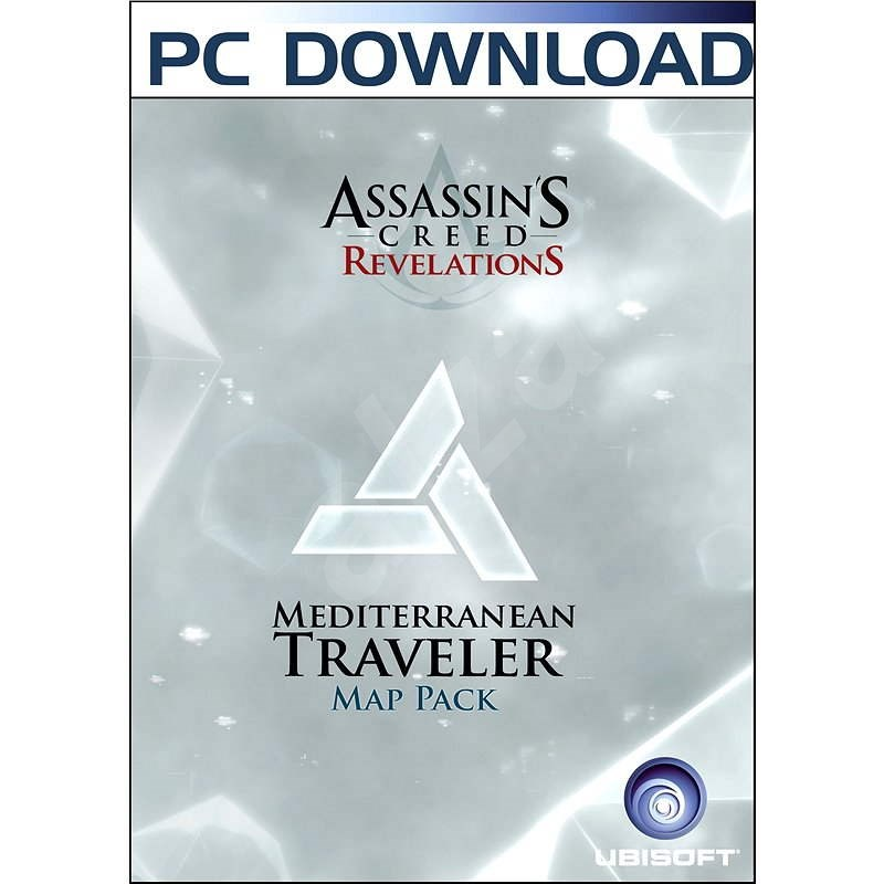 Assassin's Creed: Revelations DLC 2 -  The Mediterranean Traveler Map Pack - Hra na PC