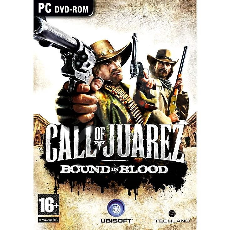 Call of Juarez 2: Bound in Blood - Hra na PC