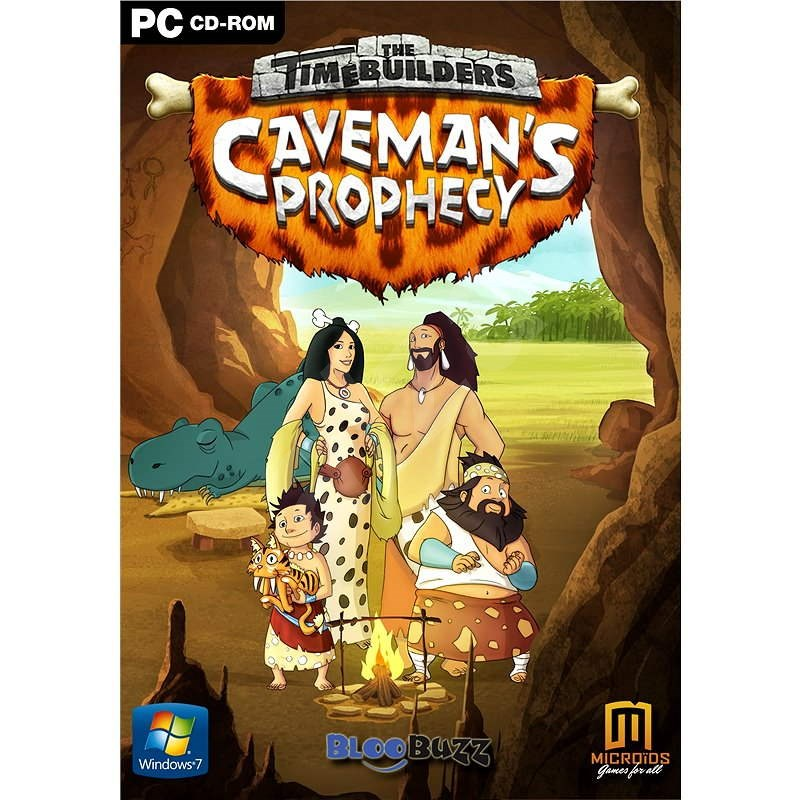 The Timebuilders: Caveman's Prophecy - Hra na PC