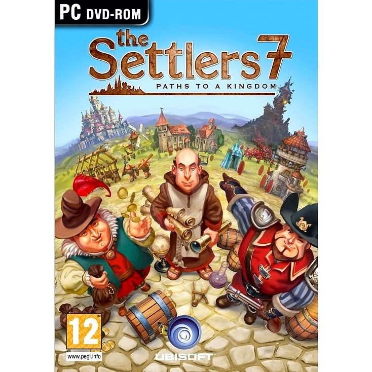 The Settlers 7: Gold Edition (MAC) - Hra na MAC