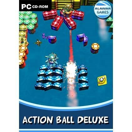 Action Ball Deluxe - Hra na PC
