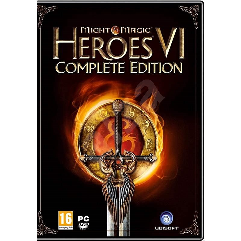 Might & Magic: Heroes VI Complete Edition - Hra na PC