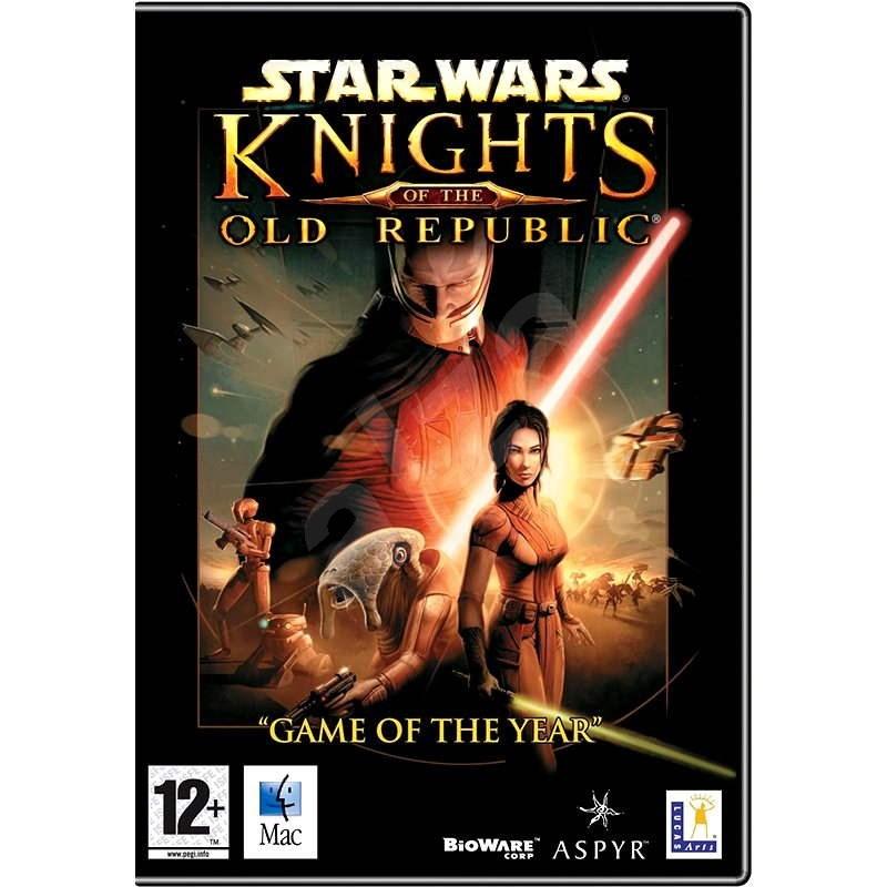 Star Wars®: Knights of the Old Republic® (MAC) - Hra na MAC