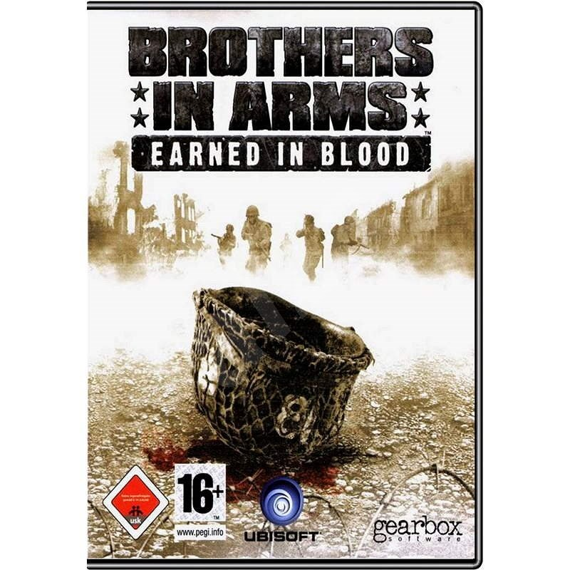 Brothers in Arms: Earned in Blood - Hra na PC