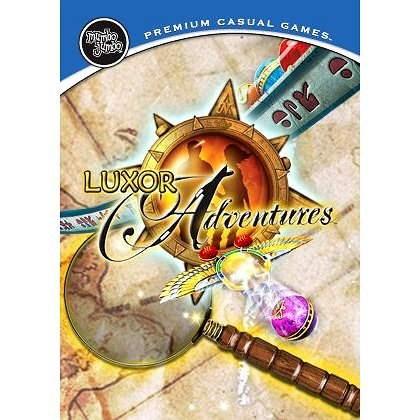 Luxor Adventures - Hra na PC
