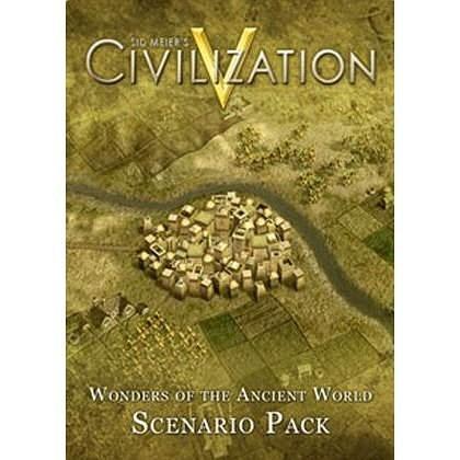 Sid Meier's Civilization® V: Scenario Pack – Wonders of the Ancient World (MAC) - Hra na MAC