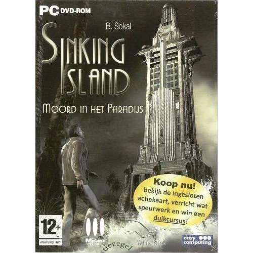Sinking Island - Hra na PC