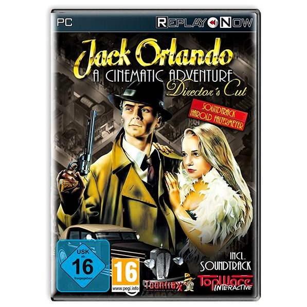 Jack Orlando DC - Hra na PC