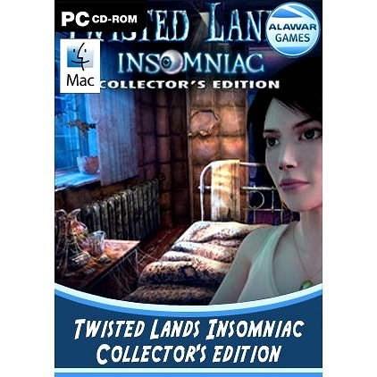 Twisted Lands: Insomniac CE (MAC) - Hra na MAC