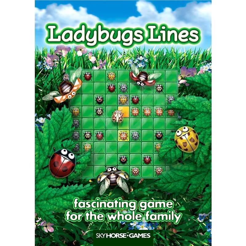 Ladybugs Lines - Hra na PC
