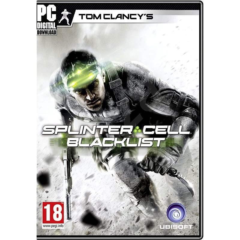 Tom Clancy's Splinter Cell Blacklist - Hra na PC