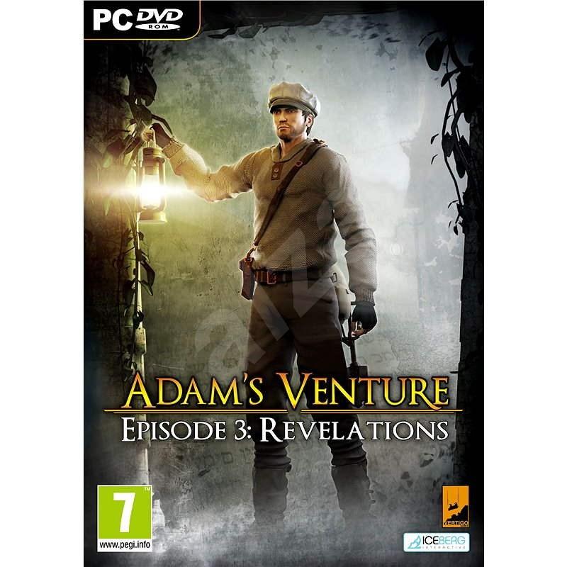Adam's Venture 3 Revelation - Hra na PC