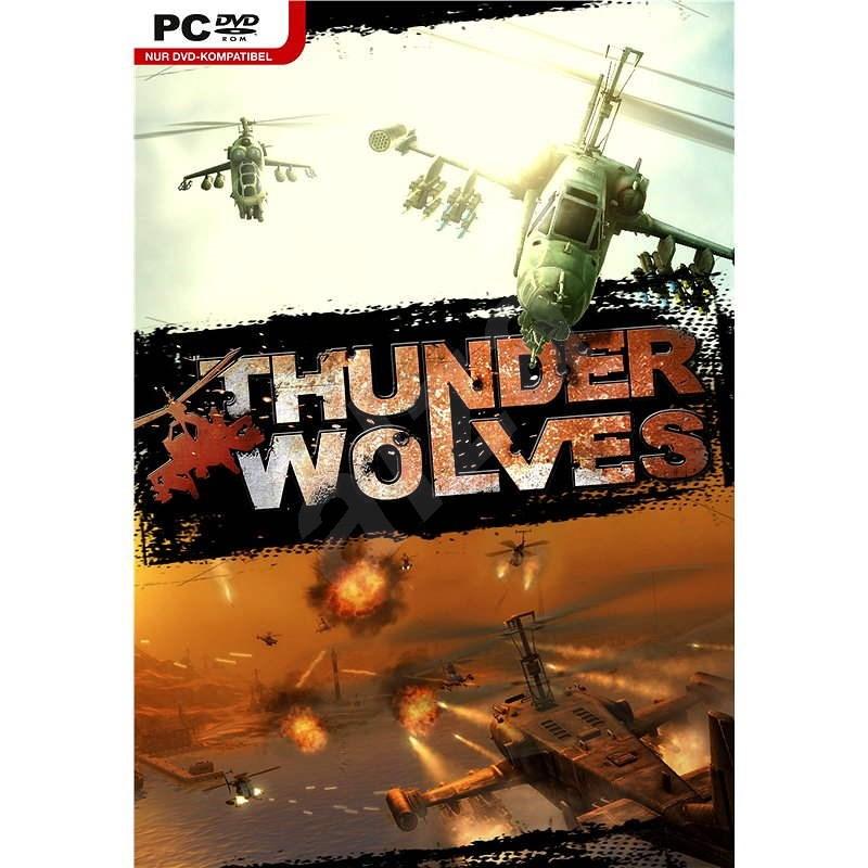 Thunder Wolves - Hra na PC