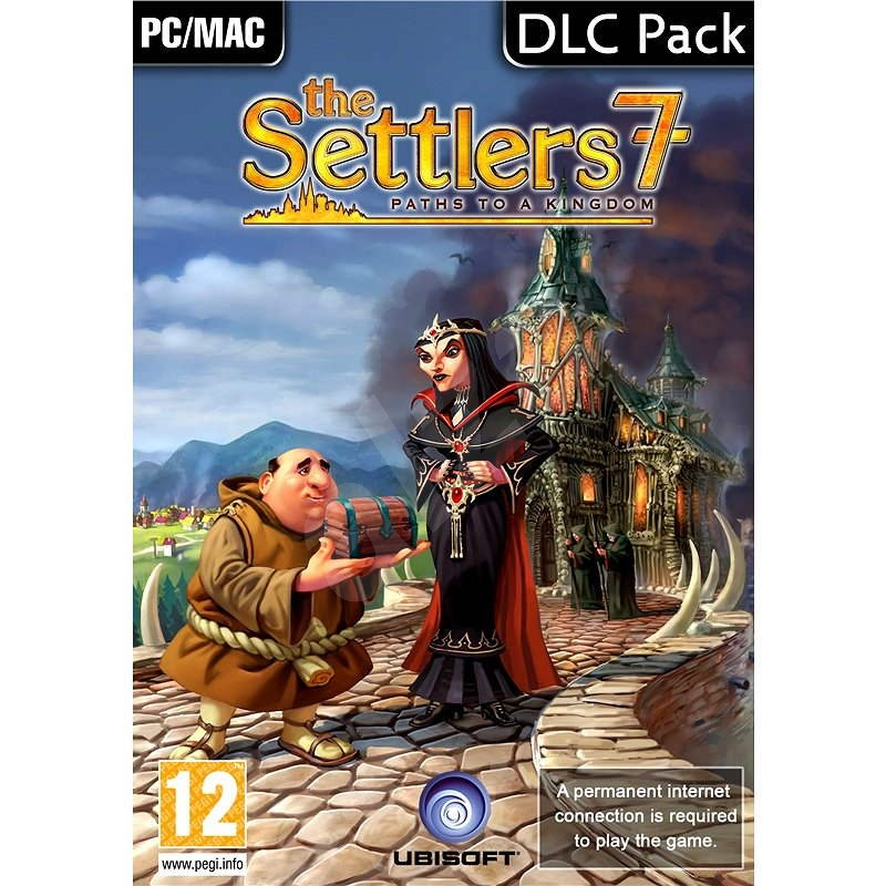 The Settlers 7: Uncharted Land Map Pack (DLC) - Hra na PC