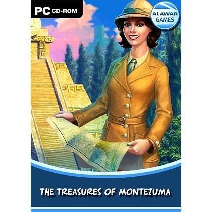 The Treasures of Montezuma - Hra na PC