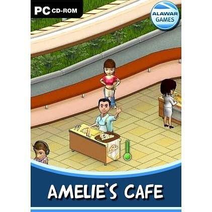 Amelie's Cafe - Hra na PC