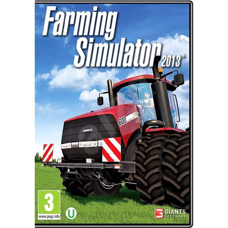 Farming Simulator 2013 - Hra na PC