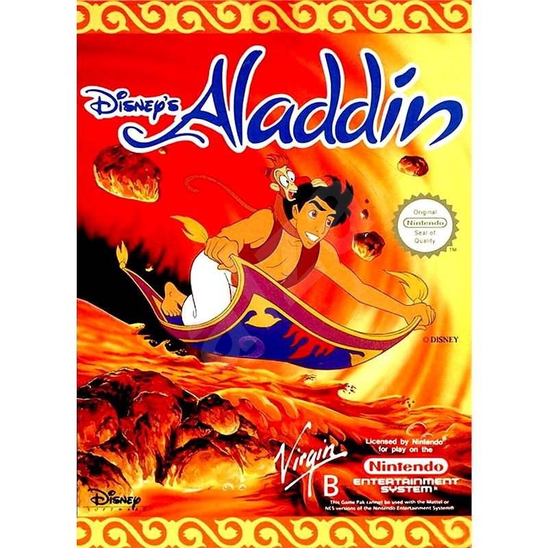 Aladdin - Hra na PC