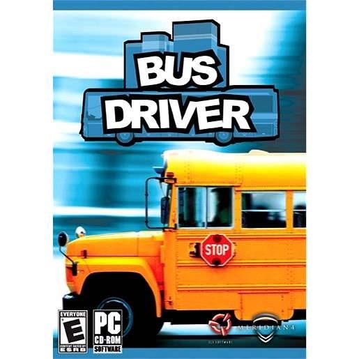 Bus Driver - Hra na PC