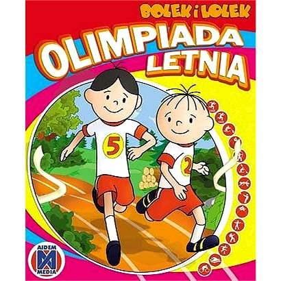 Bolek et Lolek – Jeux olympiques d'été - Hra na PC