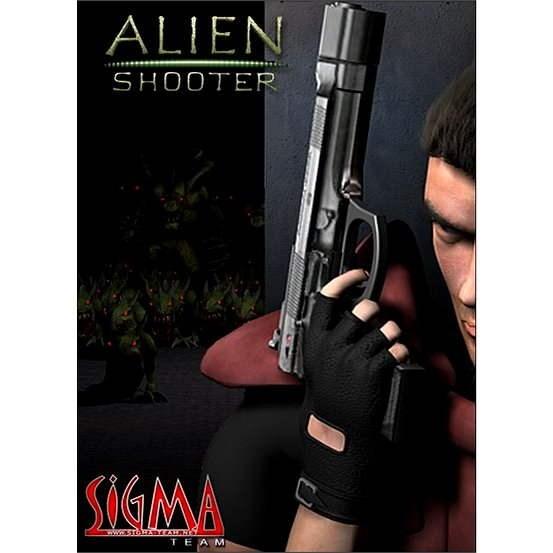 Alien Shooter - Hra na PC