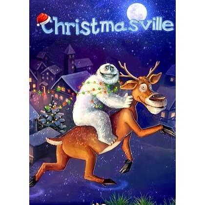 Christmasville - Hra na PC
