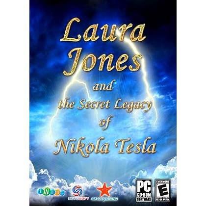 Laura Jones and the Secret Legacy of Nicolas Tesla - Hra na PC