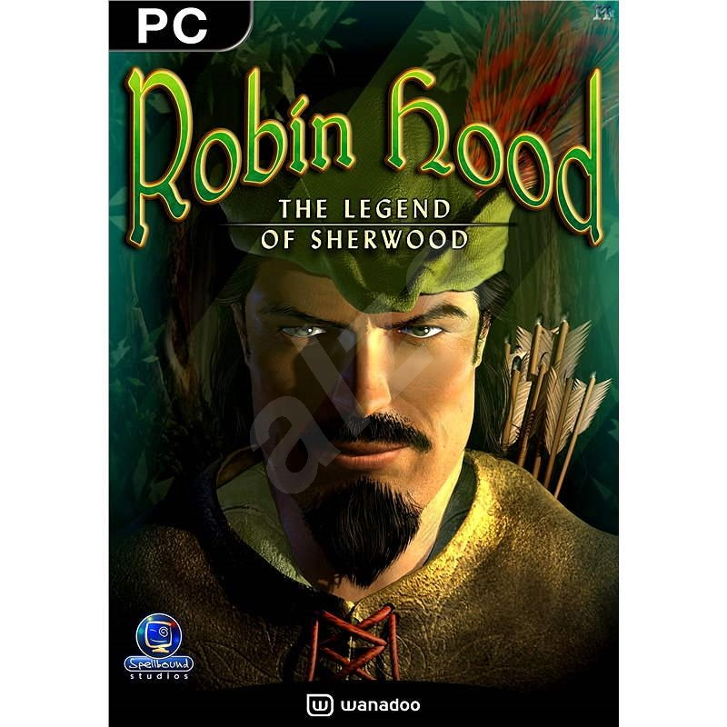 Robin Hood - Hra na PC