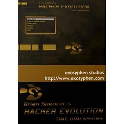Hacker Evolution - Hra na PC