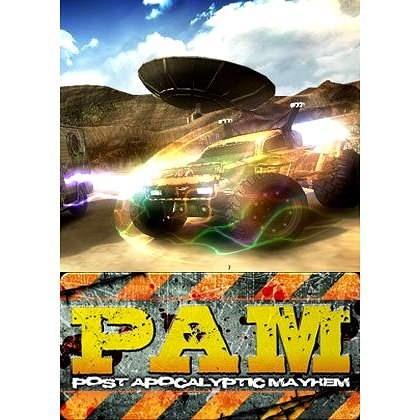Post Apocalyptic Mayhem - Hra na PC