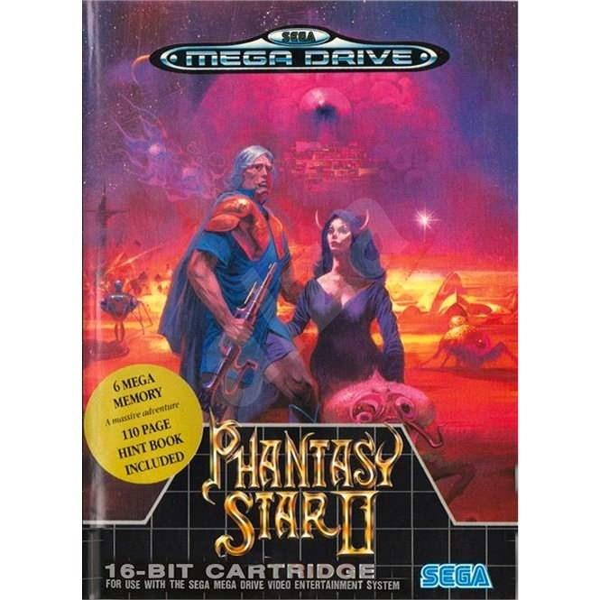 Phantasy Star II - Hra na PC
