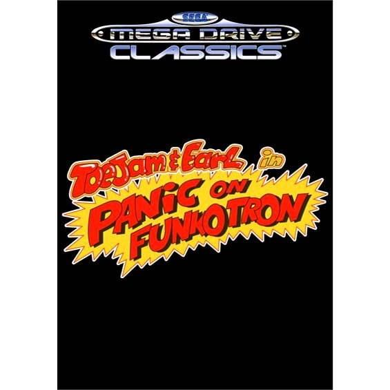 ToeJam & Earl in Panic on Funkotron - Hra na PC