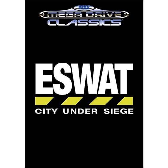 ESWAT: City Under Siege - Hra na PC