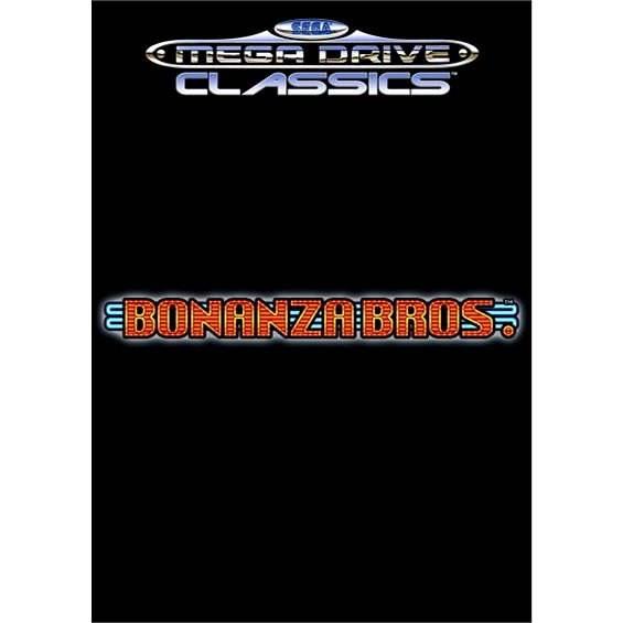 Bonanza Bros. - Hra na PC