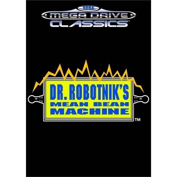 Dr.Robotnik's Mean Bean Machine - Hra na PC