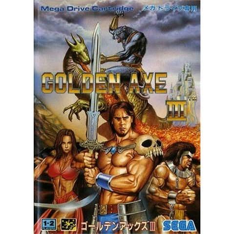 Golden Axe 3 - Hra na PC
