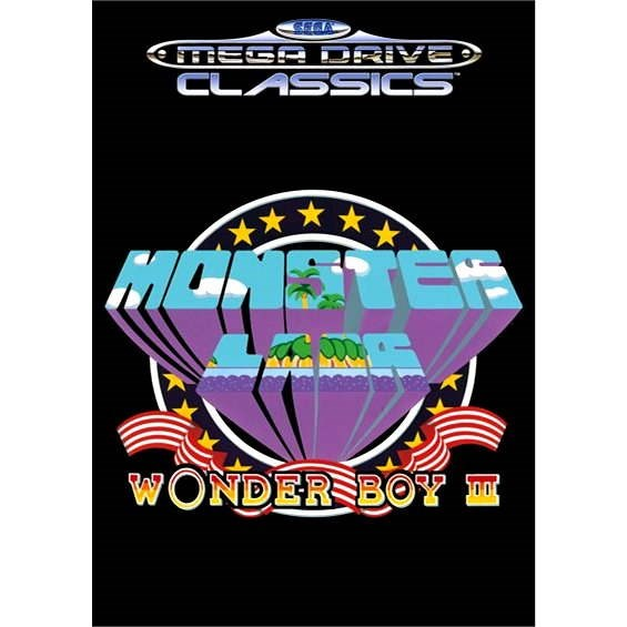 Wonder Boy III: Monster Lair - Hra na PC
