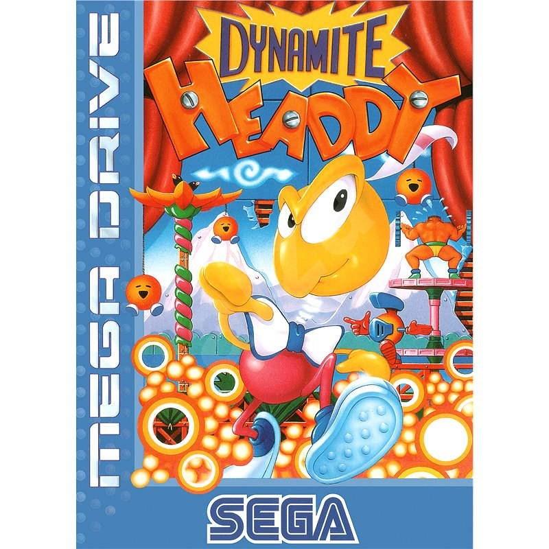 Dynamite Headdy - Hra na PC
