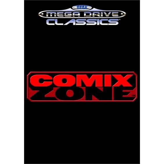 Comix Zone - Hra na PC