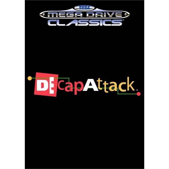 Decap Attack - Hra na PC