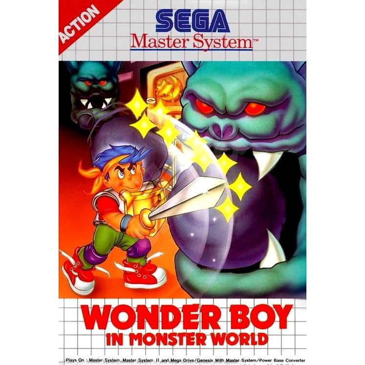 Wonder Boy in Monster World - Hra na PC