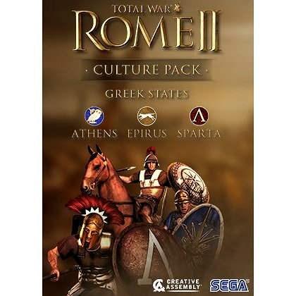 Total War: Rome II - Greek States Culture Pack DLC - Hra na PC