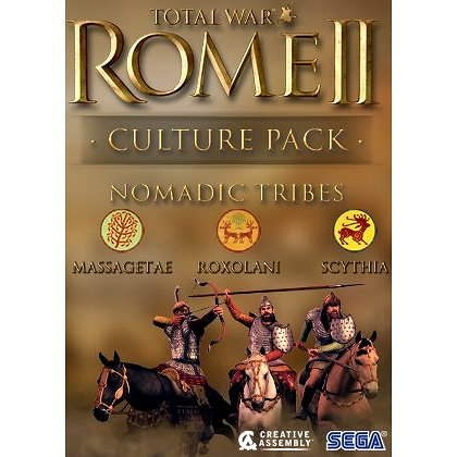 Total War: ROME II: Nomadic Tribes Culture Pack - Hra na PC